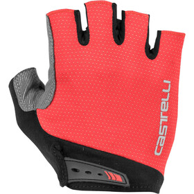 Castelli Entrata Gloves red